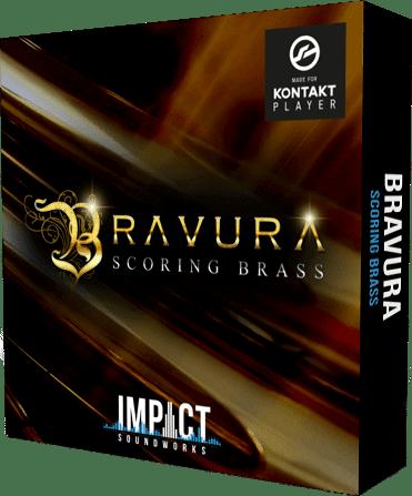 "65% off ""Bravura Scoring Brass"" by Impact Soundworks"