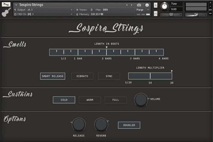 "65% off ""Sospiro Strings"" by Ben Osterhouse"