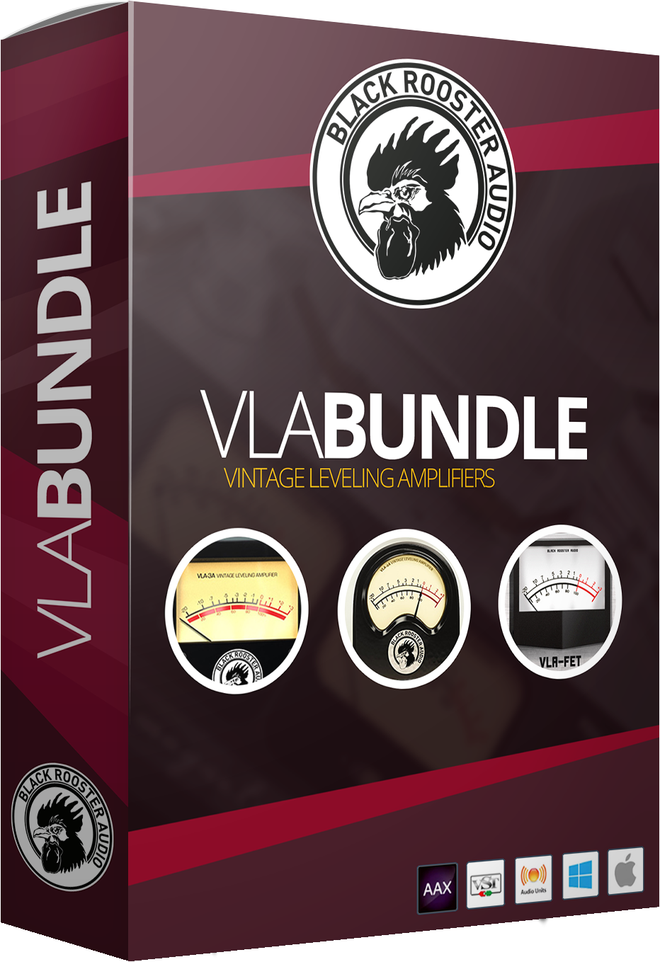 """85% off """"The VLA Bundle"""" by Black Rooster Audio"""