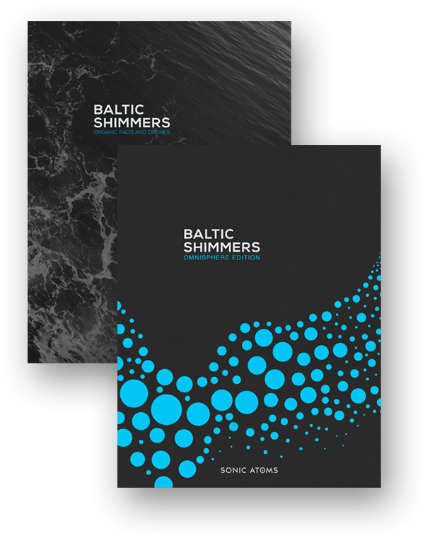 """87% off """"Baltic Shimmers"""" by Sonic Atoms"""