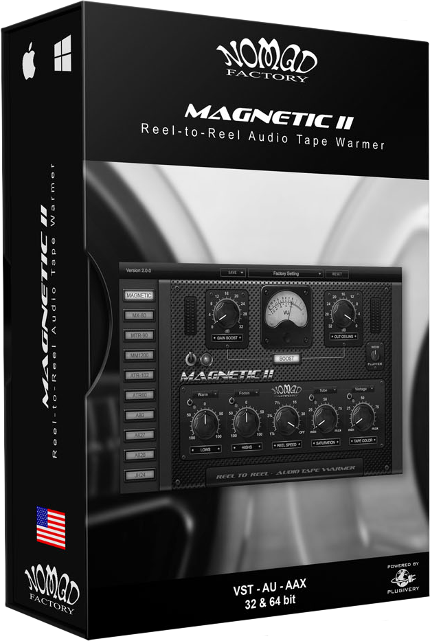 """85% off """"Magnetic II"""" by Nomad Factory"""