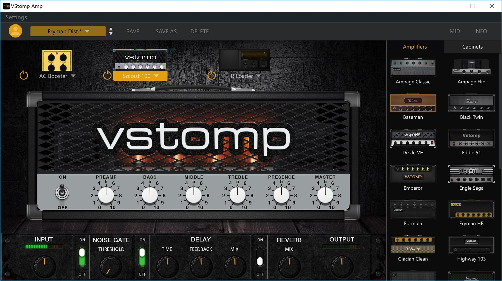 """70% off """"VStomp Amp"""" by Hotone Audio"""