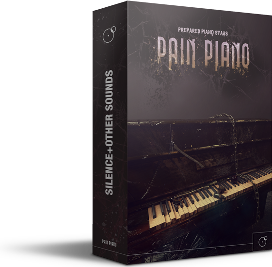 """68% off """"Pain Piano"""" by Silence+Other Sounds"""