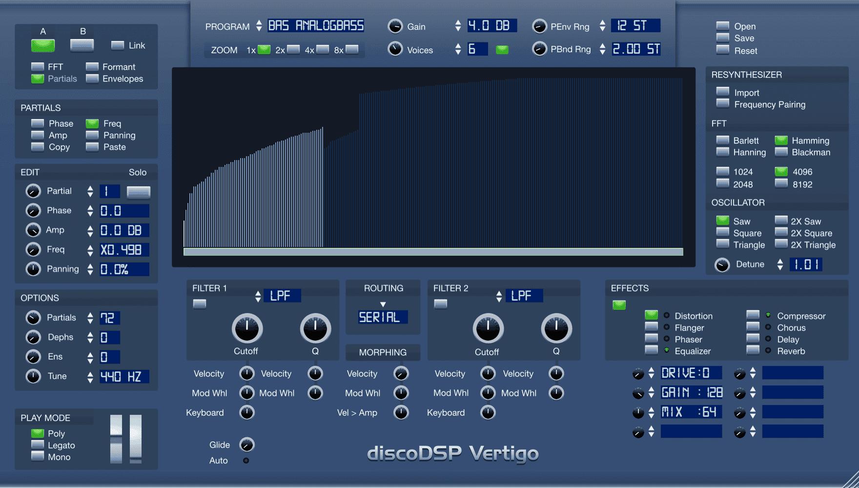 """78% off """"Vertigo"""" by discoDSP"""