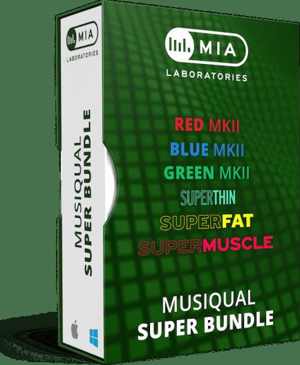 "70% off ""Musiqual Super Bundle"" by MIA Laboratories"
