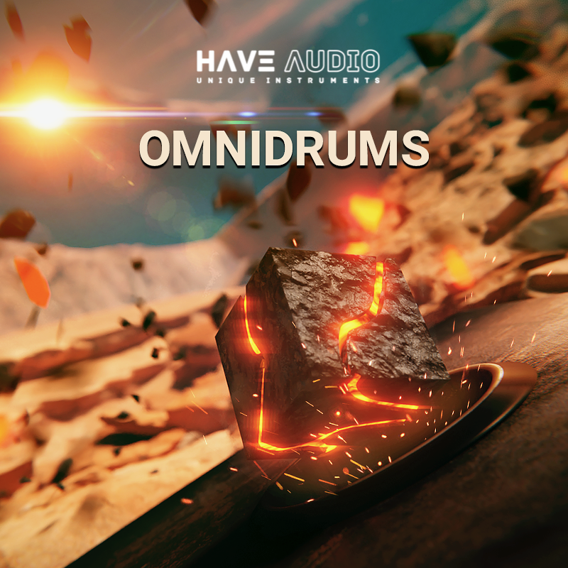 """77% off """"Omnidrums"""" by Have Audio"""