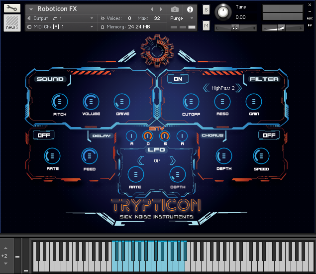 """77% off """"Trypticon"""" by Sick Noise Instruments"""